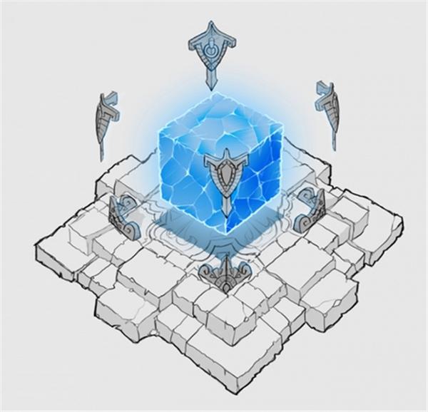 玩家设计炫酷召唤师峡谷建筑